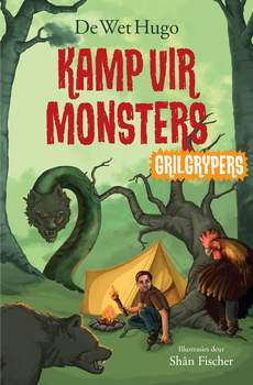 Grilgrypers 3: Kamp vir monsters