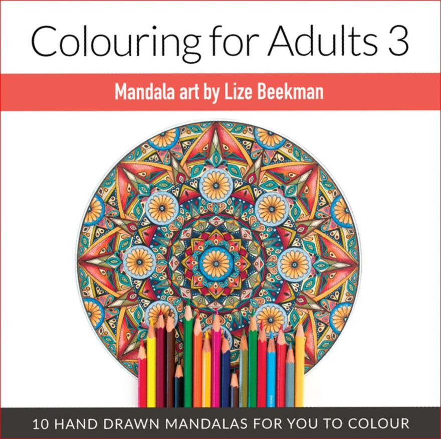 Colouring for adults 3