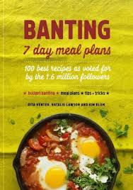 Banting: Seven Day Meal Plan